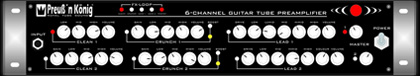 6-chanel-guitar-tube-preamp kl